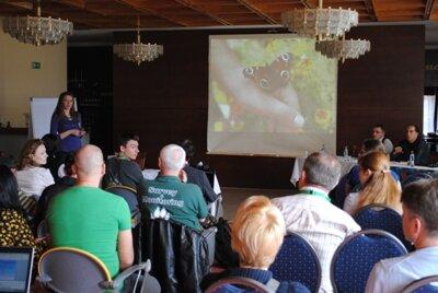 """2-а міжнародна конференція Карпатської мережі природоохоронних територій """"Проблеми та можливості Карпатських природоохоронних територій"""""""