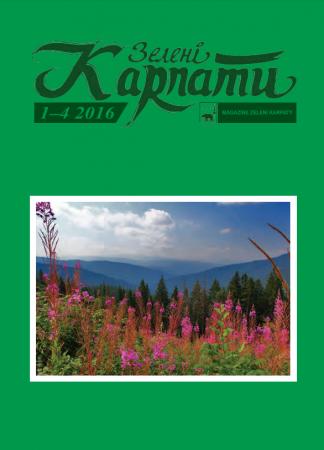 «Зелені Карпати» 1-4 (47-51), 2016